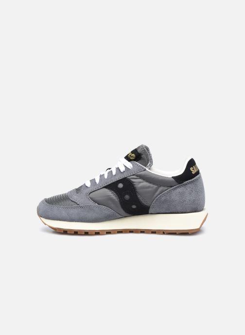 Sneaker Saucony Jazz Original Vintage W grau ansicht von vorne