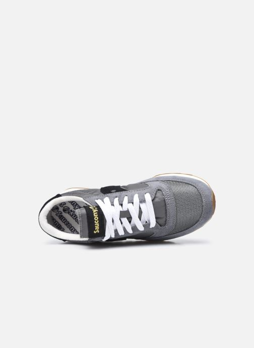 Sneakers Saucony Jazz Original Vintage W Grigio immagine sinistra