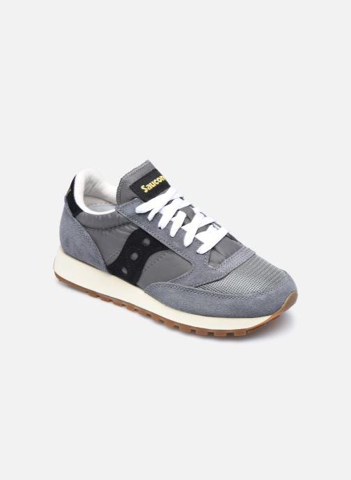 Sneaker Saucony Jazz Original Vintage W grau detaillierte ansicht/modell