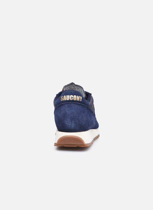 Sneakers Saucony Jazz Original Vintage W Azzurro immagine destra