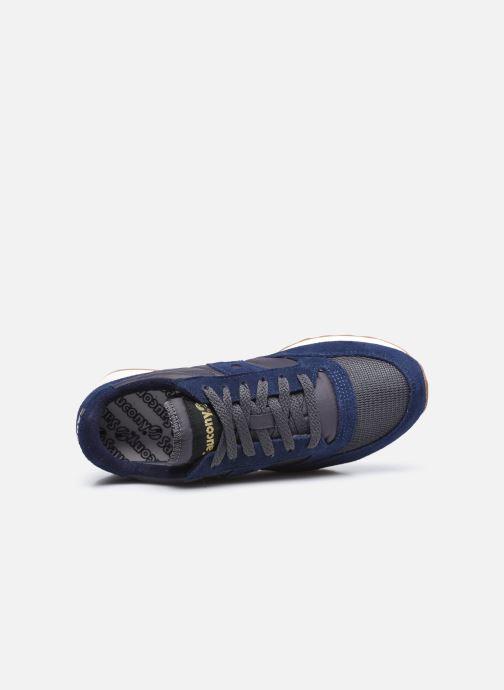 Sneaker Saucony Jazz Original Vintage W blau ansicht von links