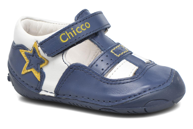 Zomerlaarsjes Chicco Danton Blauw detail
