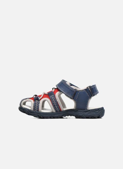 Sandali e scarpe aperte Chicco Cruz Azzurro immagine frontale