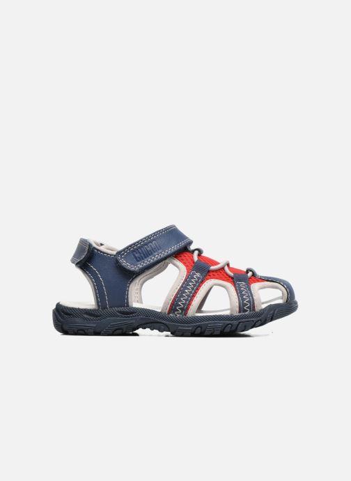 Sandales et nu-pieds Chicco Cruz Bleu vue derrière