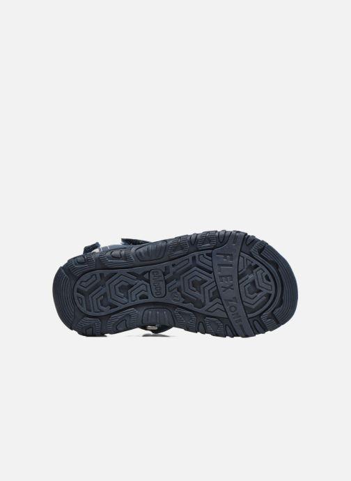 Sandali e scarpe aperte Chicco Cruz Azzurro immagine dall'alto