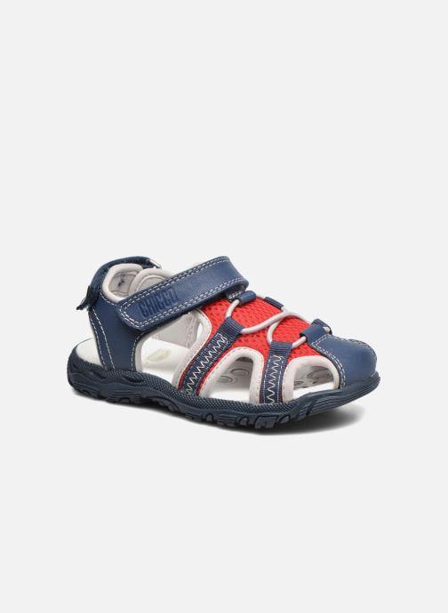 Sandales et nu-pieds Chicco Cruz Bleu vue détail/paire