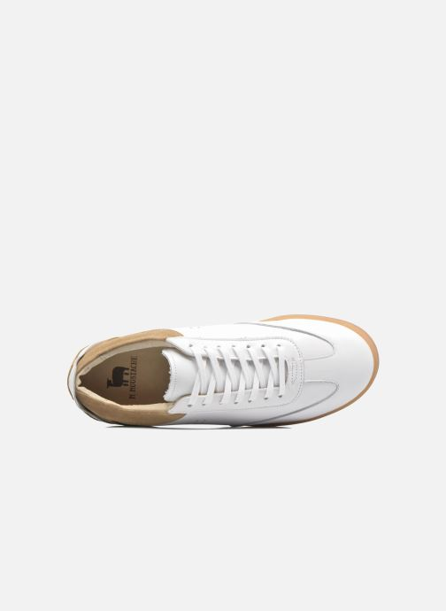Sneakers M. Moustache Roger Wit links