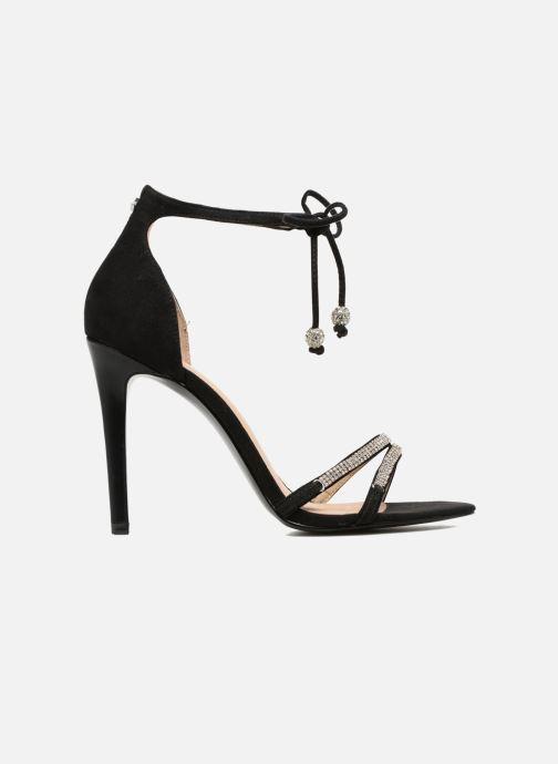 Sandales et nu-pieds Guess PERI Noir vue derrière