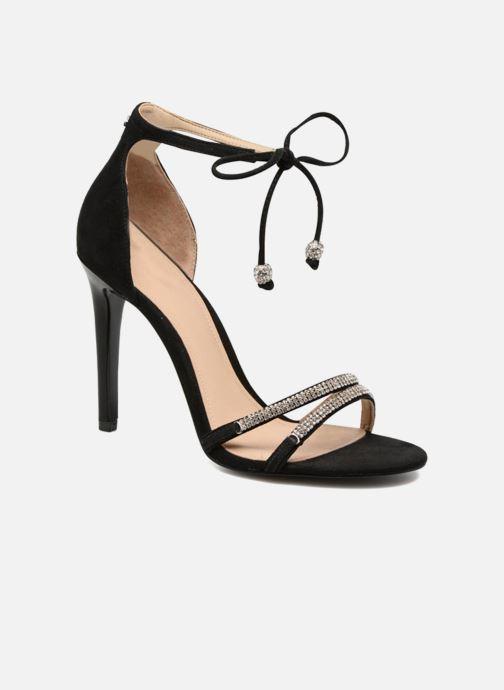 Sandales et nu-pieds Guess PERI Noir vue détail/paire