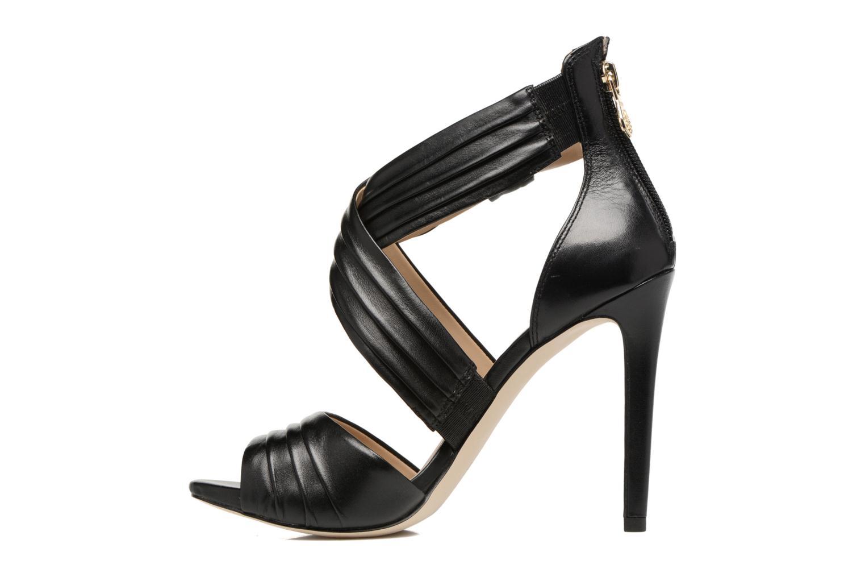 Sandalen Guess AZALI Zwart voorkant