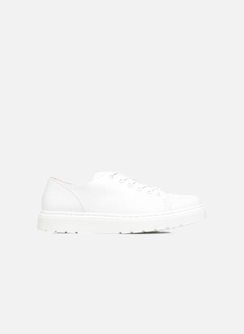 Chaussures à lacets Dr. Martens Dante Blanc vue derrière