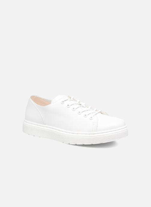 Lace-up shoes DR. Martens Dante White detailed view/ Pair view