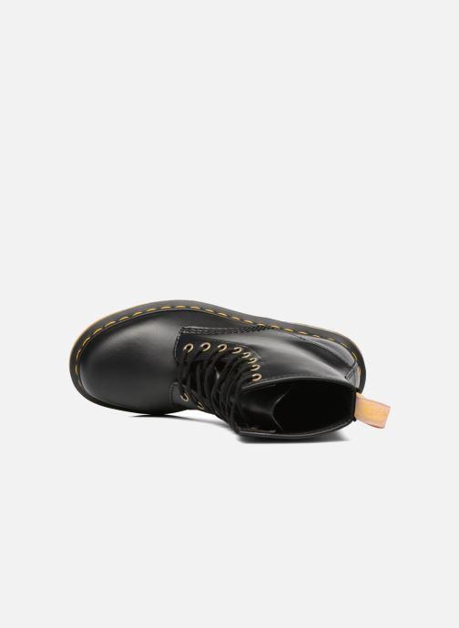 Boots en enkellaarsjes DR. Martens Vegan 1460 Zwart links