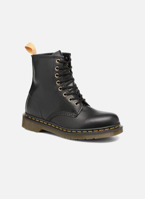 Boots en enkellaarsjes DR. Martens Vegan 1460 Zwart detail
