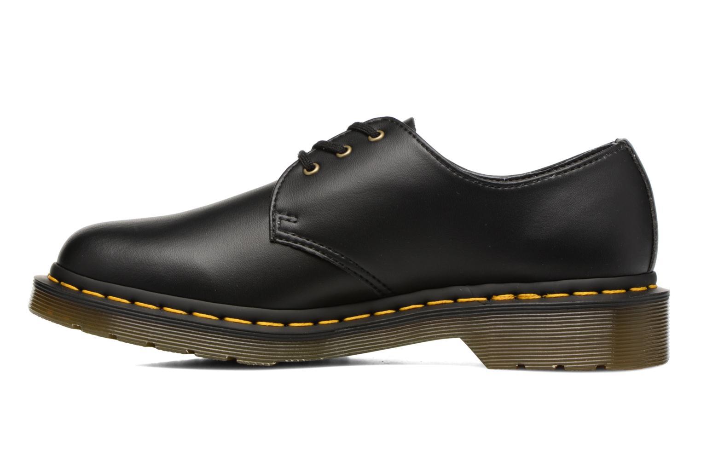 Chaussures à lacets Dr. Martens Vegan 1461 Noir vue face