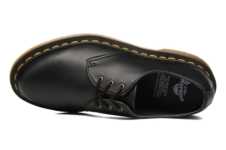 Chaussures à lacets Dr. Martens Vegan 1461 Noir vue gauche