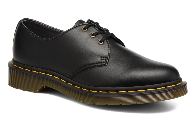 Chaussures à lacets Dr. Martens Vegan 1461 Noir vue détail/paire