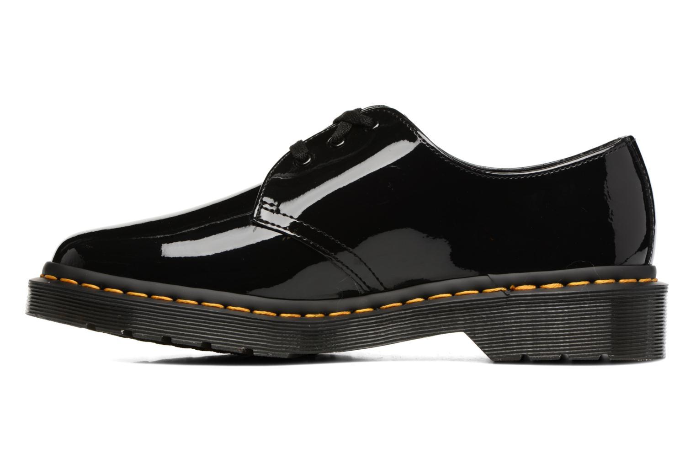 Chaussures à lacets Dr. Martens Dupree Noir vue face