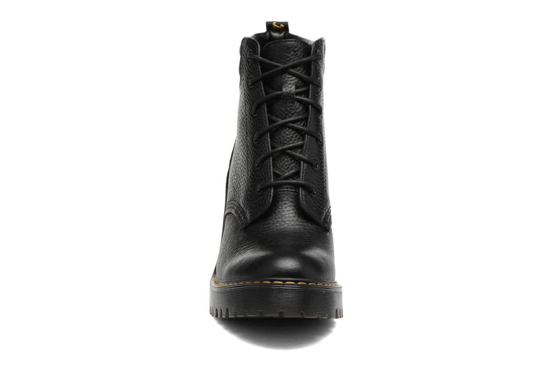 Bottines et boots Dr. Martens Persephone Noir vue portées chaussures