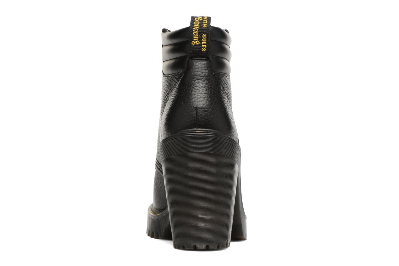 Bottines et boots Dr. Martens Persephone Noir vue droite
