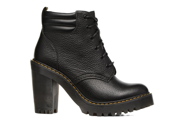 Bottines et boots Dr. Martens Persephone Noir vue derrière