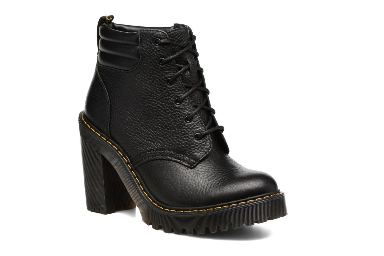 Bottines et boots Dr. Martens Persephone Noir vue détail/paire