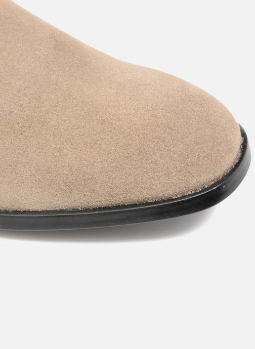 Chaussures à lacets Mr SARENZA Norage Beige vue gauche