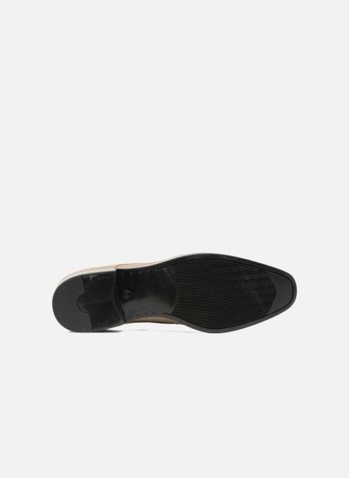 Zapatos con cordones Mr SARENZA Norage Beige vista de arriba