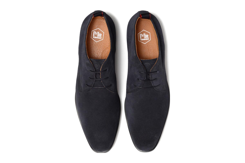 Bottines et boots Mr SARENZA Noragel Bleu vue portées chaussures