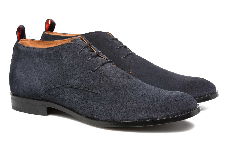 Bottines et boots Mr SARENZA Noragel Bleu vue derrière