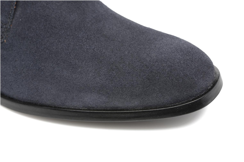 Bottines et boots Mr SARENZA Noragel Bleu vue gauche