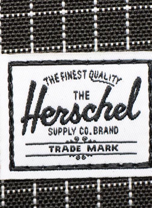 Petite Maroquinerie Herschel Charlie Noir vue gauche
