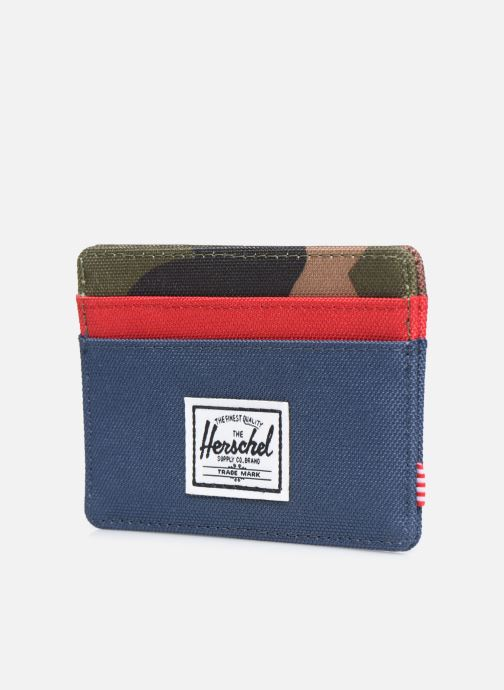 Kleine lederwaren Herschel Charlie RFID Multicolor model