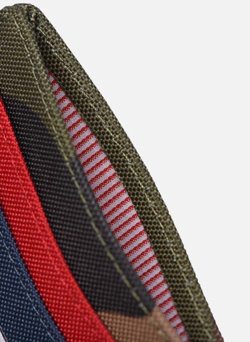 Kleine lederwaren Herschel Charlie RFID Multicolor achterkant