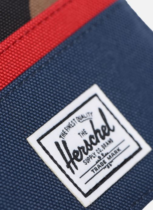 Kleine lederwaren Herschel Charlie Multicolor links