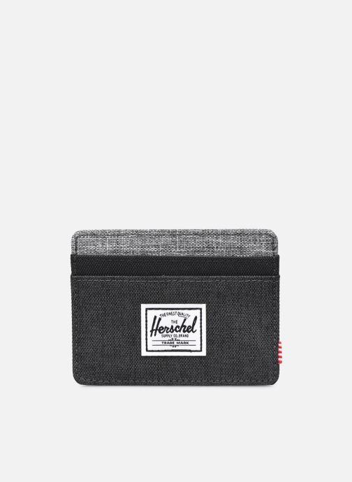 Petite Maroquinerie Herschel Charlie RFID Noir vue détail/paire