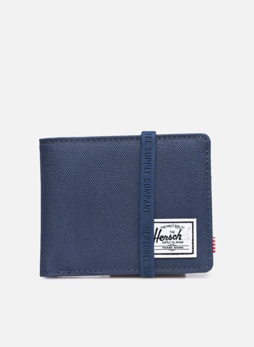 Petite Maroquinerie Herschel Roy Coin RFID Bleu vue détail/paire