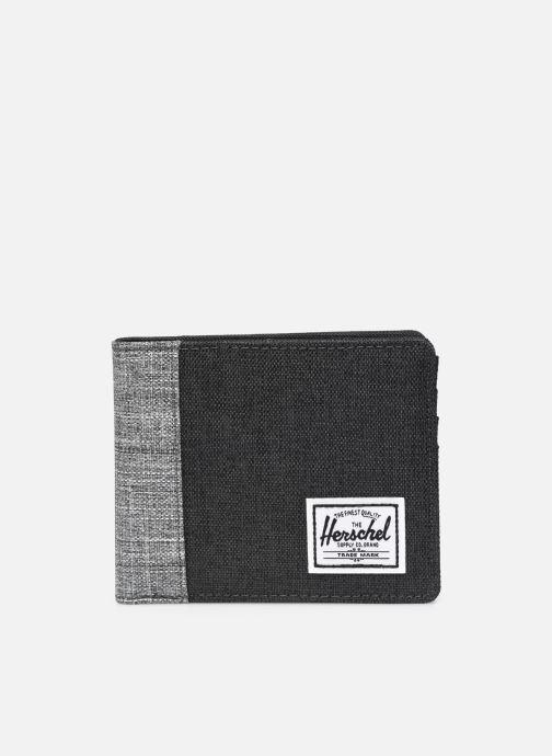 Petite Maroquinerie Herschel Roy Coin RFID Noir vue détail/paire
