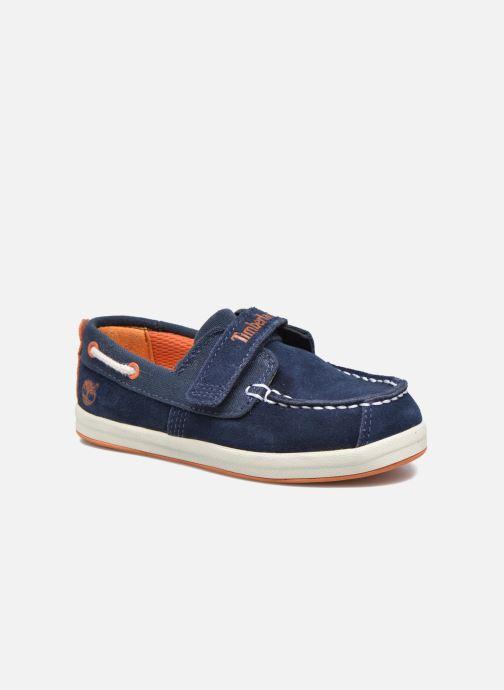 online retailer da102 fa54a Timberland Dover Bay H&L Boat (Azzurro) - Scarpe con gli ...