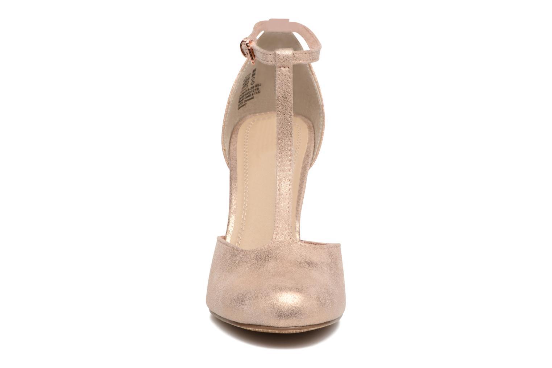 Escarpins Marco Tozzi Waah Rose vue portées chaussures