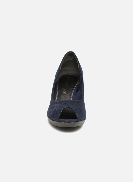 Zapatos de tacón Marco Tozzi Wose Azul vista del modelo