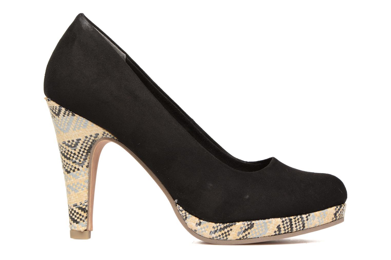 Zapatos de tacón Marco Tozzi Blôme Negro vistra trasera