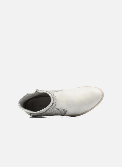 Boots en enkellaarsjes Marco Tozzi Tillou Grijs links