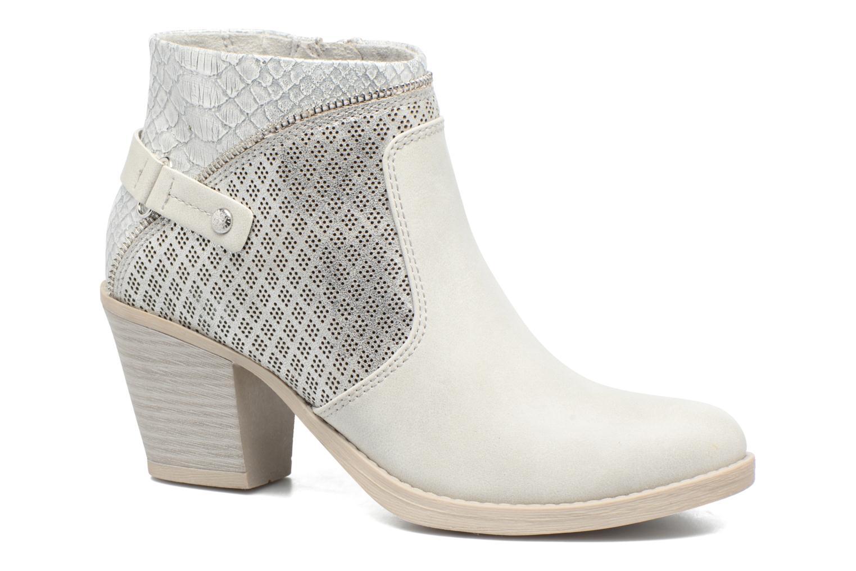 Bottines et boots Marco Tozzi Tillou Gris vue détail/paire