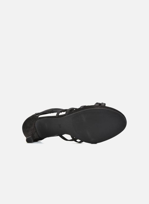 Sandalen Marco Tozzi Samo Zwart boven