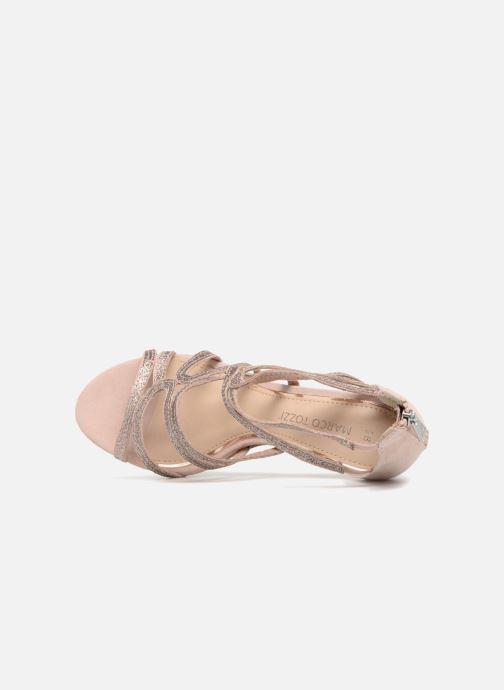 Sandales et nu-pieds Marco Tozzi Samo Rose vue gauche