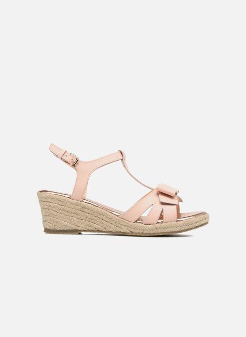 Sandales et nu-pieds Michael Michael Kors Zia-Cate Alexa Rose vue derrière