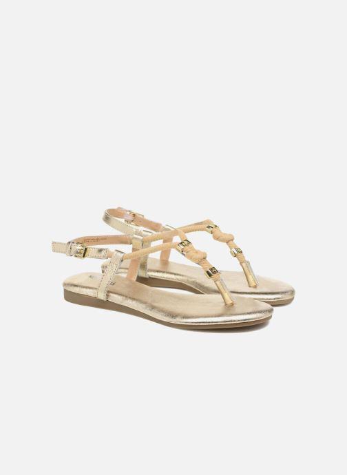 Sandali e scarpe aperte Michael Michael Kors Zia-Demi Holly Oro e bronzo immagine 3/4
