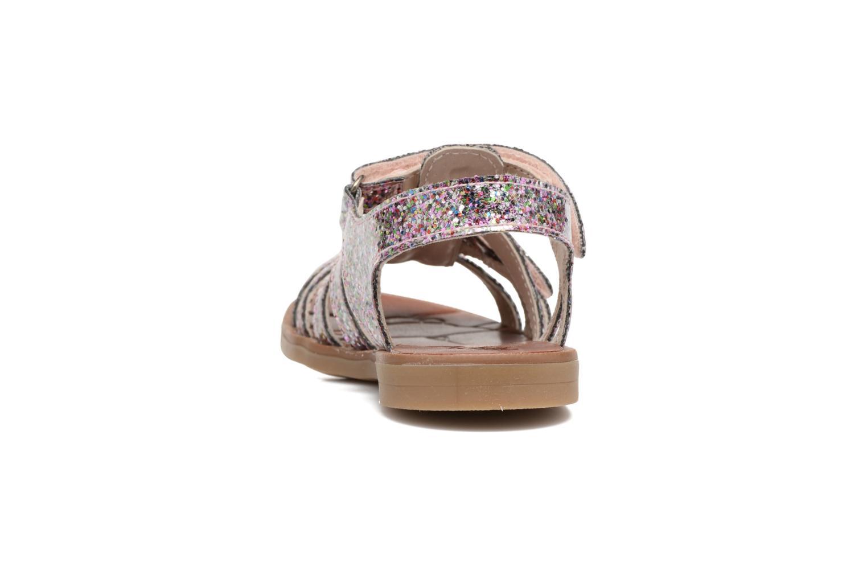 Sandalen Achile Katagami Multicolor rechts