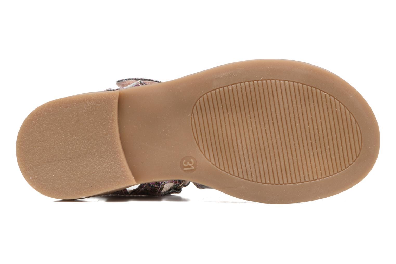 Sandalen Achile Katagami Multicolor boven